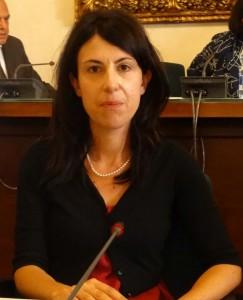 Simona Piazza assessore 2