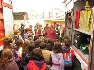 Vigili del fuoco Scuola sicura (2)