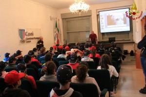 Vigili del fuoco Scuola sicura (3)