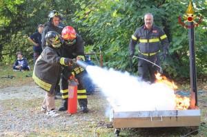 Vigili del fuoco Scuola sicura (7)