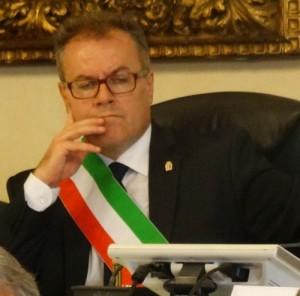 Virginio Brivio bis sindaco fascia 4