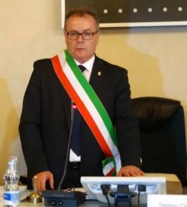 Virginio Brivio bis sindaco giuramento fascia