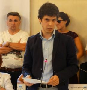 Vittorio Gattari 4 Partito democratico