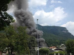 Incendio Lecco010720015