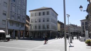 Piazza XX Settembre, Lecco, 2015