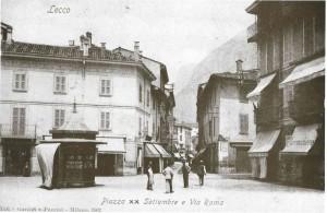 """""""Cantun di Ball"""", Lecco, 1902"""
