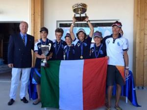 mandello vela lega navale campioni mondo