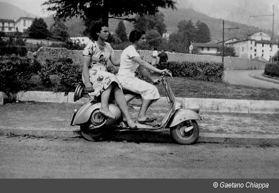 Aiuola Via Tonale 1951