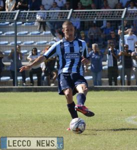 Antonio Pergreffi Calcio Lecco