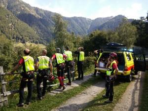 CNSAS soccorso alpino valchiavenna 2