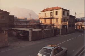 Fig. A - Sede Cava e Corso Bergamo, Chiuso, Anni 80