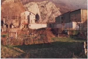 Fig. B - Retro Sede Cava, Chiuso, Anni 80