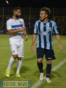 Calcio Lecco Inter Cardinio