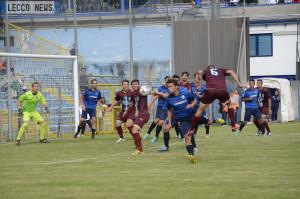 Calcio Lecco Pontisola Azione 04