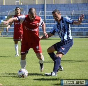 Calcio Lecco Varesina Azione França