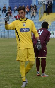 Cristian Lazzarini Calcio Lecco