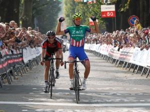 Gianni Moscon, vincitore dell'edizione 2014