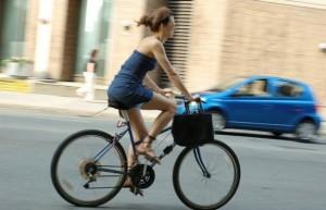 bicicletta ciclista