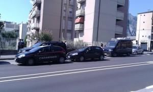 carabinieri via XI febbraio 1