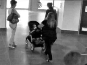 furto passeggino ospedale