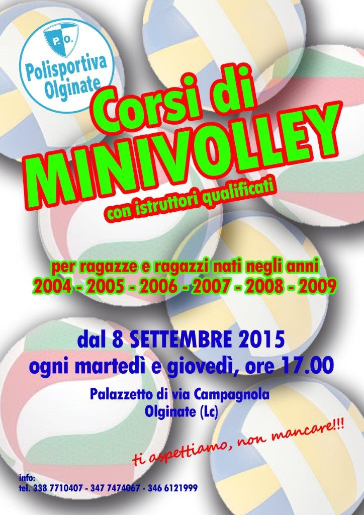 minivolley olginate