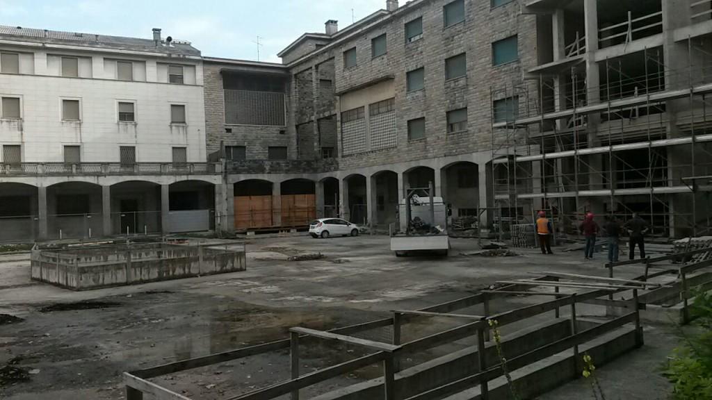 piazza affari lavori cantiere 2