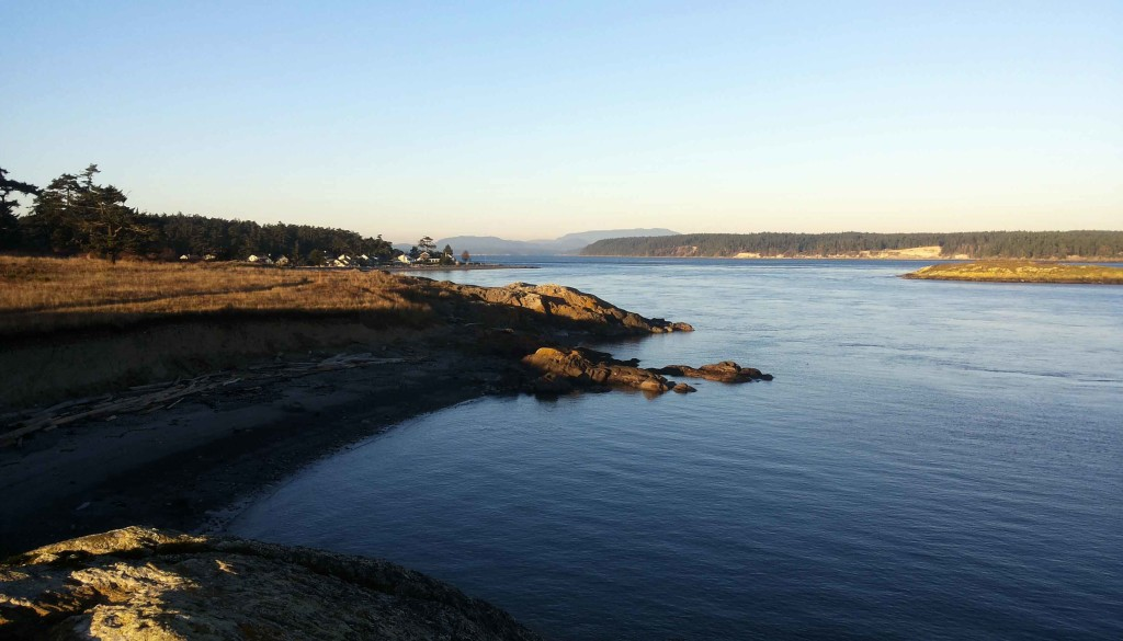 San Juan Island, Kettle Point © Claudia Vannucci