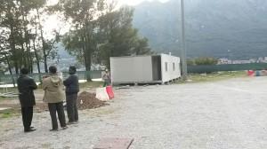 tendopoli migranti container bione 1