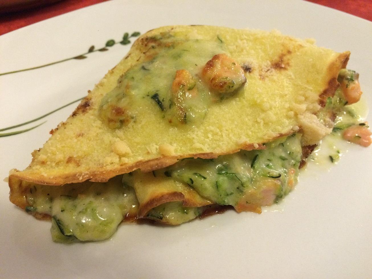 Crepes ripiene salate ricette