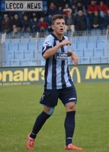 Davide Di Gioia Calcio Lecco