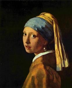 La ragazza con l'orecchino di perla_Jan_Vermeer