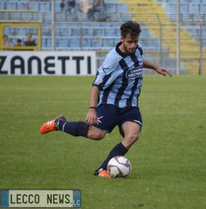 Luca Romano Calcio Lecco 01