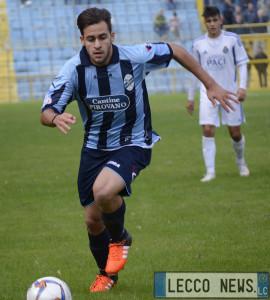 Luca Romano Calcio Lecco 02