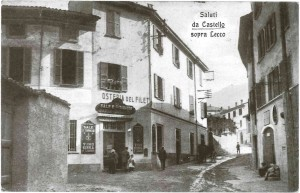 Osteria del Filet, Castello, 1914