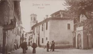 Piazza Renzo, Acquate, 1904