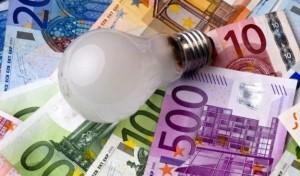 bolletta luce energia lampadina