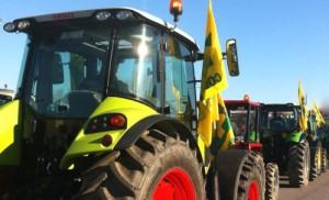 coldiretti trattori agricoltura