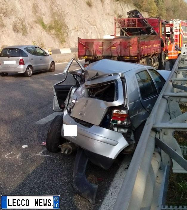 incidente suello ss36 6
