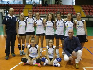 olginate volley under 14