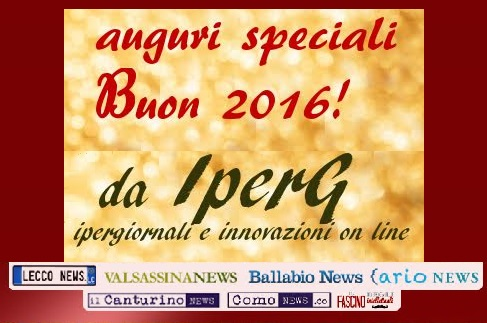 AUGURI IPERG 2015