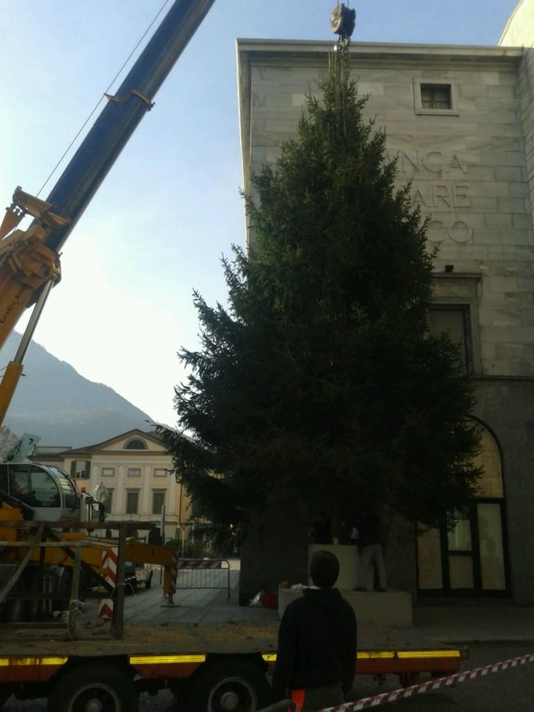 albero di natale lecco