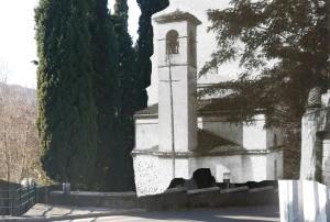 GIARDINO E CHIESA DI SAN ROCCO - MAGGIANICO
