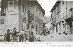 Piazza Vittorio Emanuele II, San Giovanni, 1904