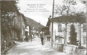 Strada per la Valsassina, Laorca, 1910