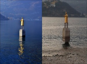 Lago di Lecco 2014 vs 2015