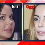 Nina Moric prima e dopo
