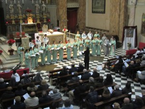 harmonia gentium coro giappone