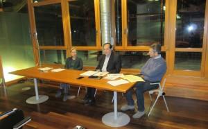 Donatella Crippa, Antonio Rusconi e Riccardo Rusconi