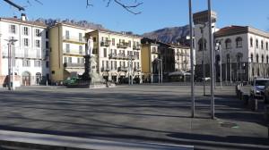 Piazza Cermenati, Lecco, 2016