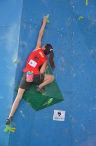 arrampicata ragni Maria Ballerini